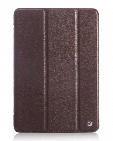 Кожаный чехол для iPad mini / iPad mini 2 Retina / iPad mini 3 Hoco Leather Case Duke Series (Coffee)